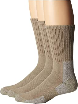 Trail Hiking Crew Sock 3-Pair Pack