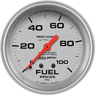 AUTO METER 4412 Ultra Lite Mechanischer Kraftstoffdruckprüfer