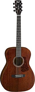 Cort Luce 6 String Acoustic-Electric Guitar, Right Handed (L450 C NS)