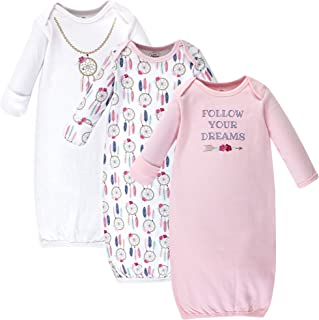 Boys Unisex Baby Cotton Gowns
