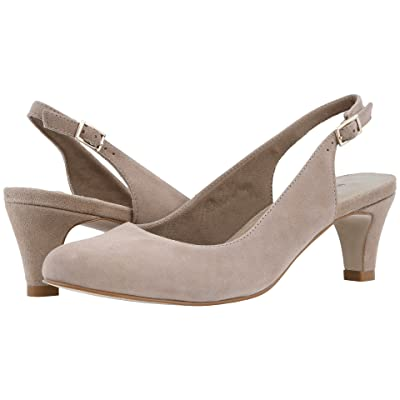 Walking Cradles Jolly (Light Taupe Kid Suede) Women