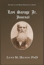 Levi Savage Jr. Journal