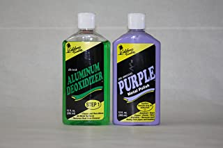 purple car polish