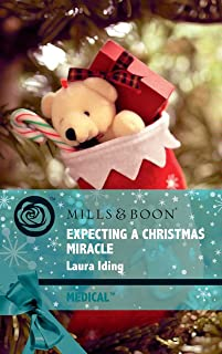 Expecting a Christmas Miracle (Mills & Boon Medical) (Cedar Bluff Hospital, Book 2) (English Edition)