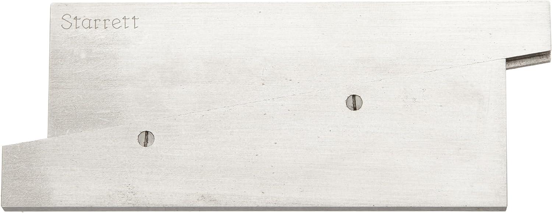 Starrett 154 F verstellbar Parallel, 1–3 10,2 cm cm cm – 2–1 10,2 cm Range, 5–1 40,6 cm Länge, 9 81,3 cm Stärke B00271PERY  Komfortabel und natürlich bc6bb6