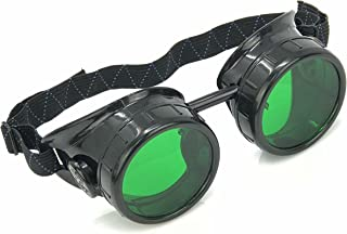 Steampunk Mad Scientist Goggles Rave Meme Glasses Costume Party Accessories- Gift Favor