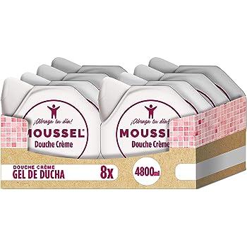 Moussel - Gel Ducha Clasico, Pack de 4x900ml: Amazon.es: Belleza