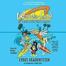 Beach Party Surf Monkey: Welcome to Wonderland, Book 2