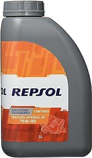 REPSOL ( レプソル ) ギアオイル 【Cartago Traccion Integral EP カルタゴ・トラクション・インテグラル】 75W90 GL5 100%化学合成 1L 007159 [HTRC3]