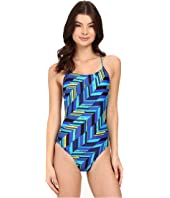 Speedo - Angles Free Back One-Piece