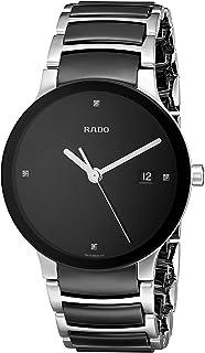 Rado Women's Black Ceramic Black Dial Watch - R30934712