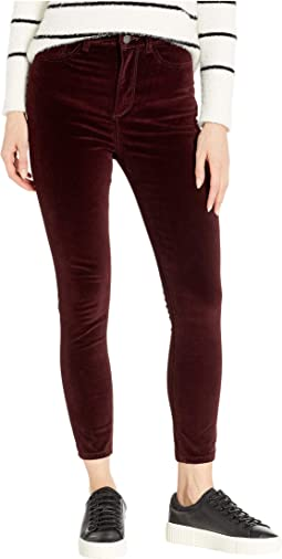 Chrissy Ultra High-Rise Skinny in Manor