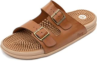Revs Premium Acupressure & Reflexology Massage Sandals. Shock Absorbing, Cushion Comfort & Arch Support.