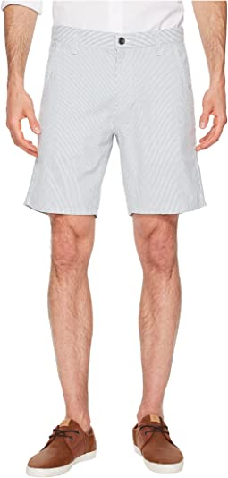 D2 Straight Fit Alpha Khaki Shorts