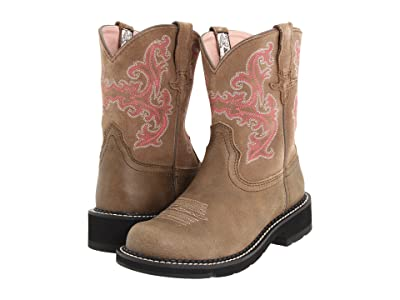 Ariat Fatbaby Sheila (Brown Bomber) Cowboy Boots