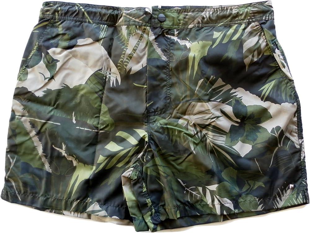 Valentino garavani costume da bagno per uomo a pantaloncini taglia 44 MV3UH02541K T53