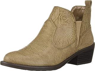 حذاء برقبة حتى الكاحل للسيدات من Easy Street، رمادي داكن/ رمادي داكن، 9 N US
