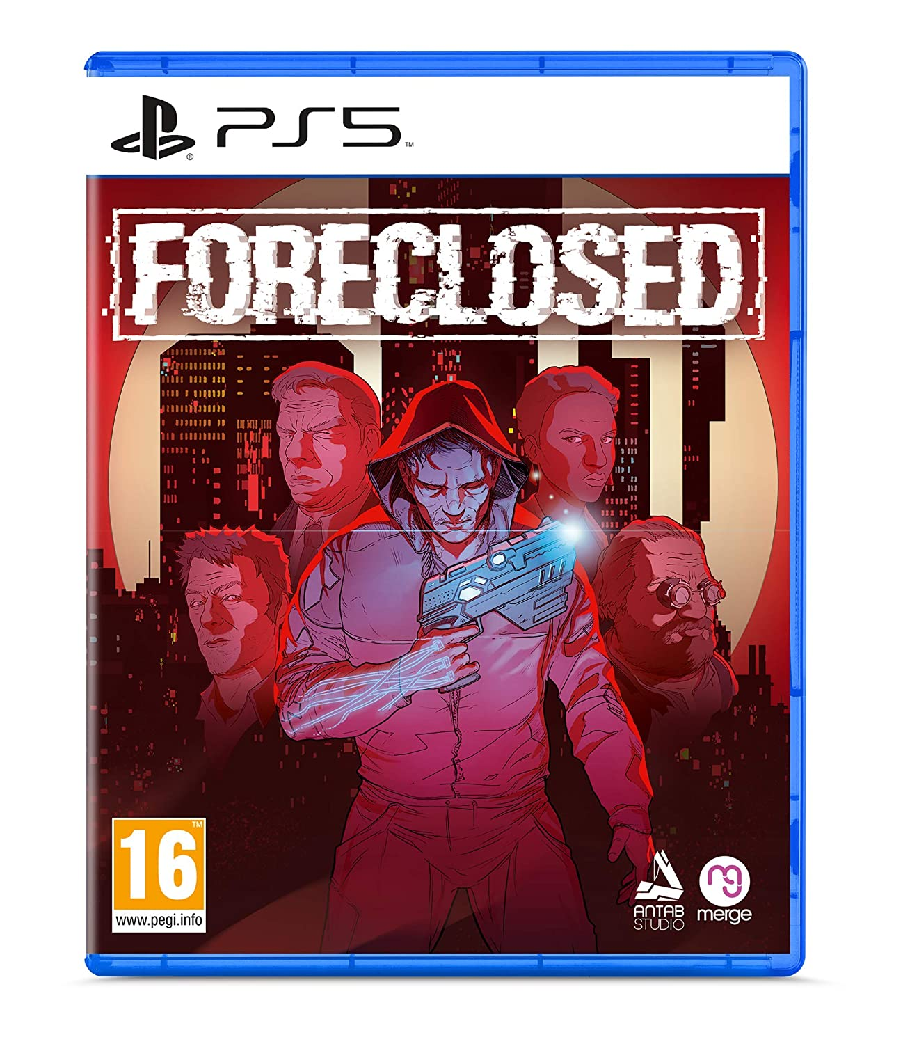 Large-scale sale Foreclosed Max 83% OFF PS5
