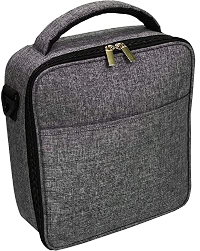 Durable Insulated Lunch Box With Ice Pack To Keep Your Food Fresh and Cold