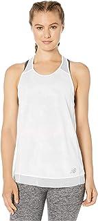 New Balance Womens Tank Top WT91251-P, Womens, Tank Top, WT91251