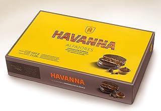 HAVANNA-Alfajor de chocolate- 12 unidades 660 grs