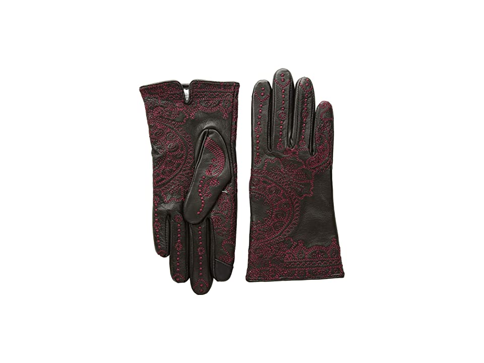Echo Design Lucky Gloves (Echo Black) Extreme Cold Weather Gloves