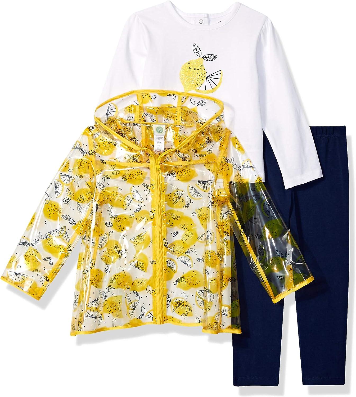 Little Me Girls' Toddler Jacket Set