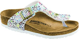 Kids Gizeh Sandal Mosaic White Birko Flor Size 33 N EU / 2-2.5 N US Little Kid