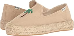 Soludos - Palm Tree Smoking Slipper