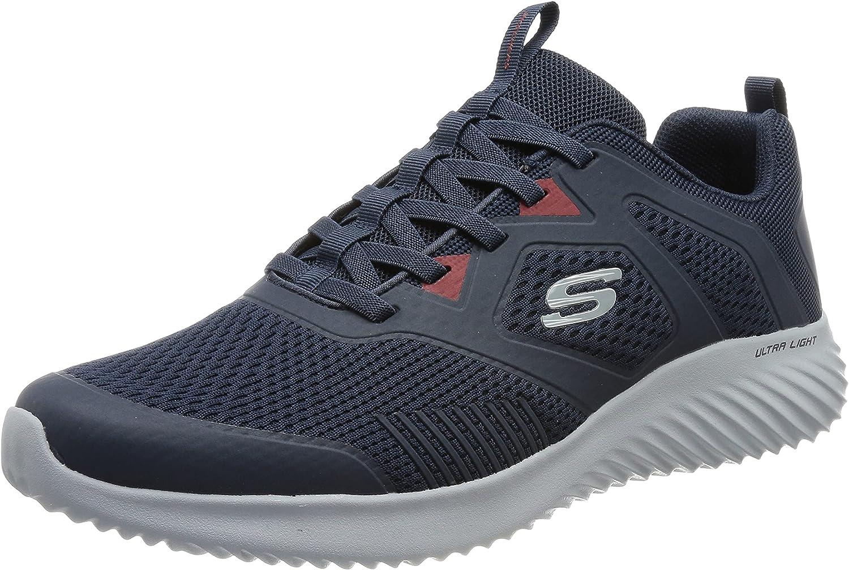 Skechers Herren Bounder Walking-Schuh