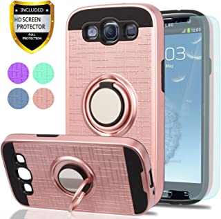 Best galaxy s3 case and screen protector Reviews