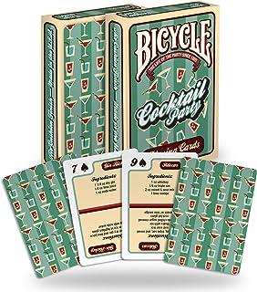 Bisiklet kokteyl oyun kartları