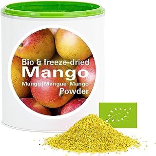 Mango en Polvo - Liofilizado|biológico|vegano|crudo|pura