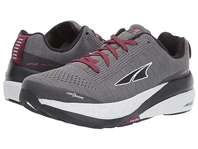 Altra Footwear Paradigm 4.5 (Gray) Women