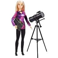 Barbie Astrophysicist Doll