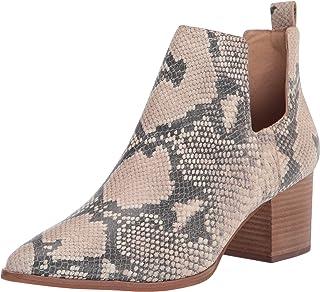 حذاء برقبة حتى الكاحل Jabilo للسيدات من Lucky Brand، طبيعي، 10