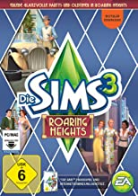 Die Sims 3 Roaring Heights (Add-On) [Download-Code, Kein Datenträger Enthalten] [Importación Alemana]