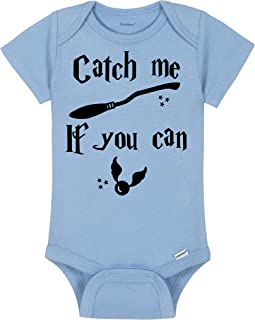Baby Wizard Onesie® - Catch Me If You Can
