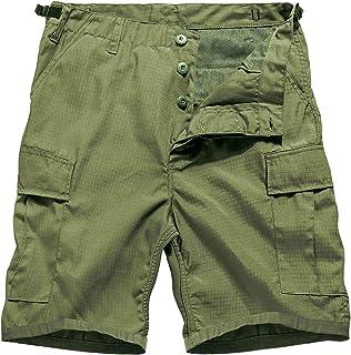 Stormy Life Herren Bermuda Shorts Leichte Chino Shorts Tuch Kariert Cargo Gr.XL