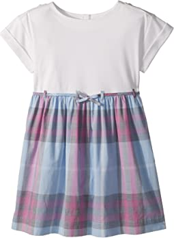 Burberry Kids Rhonda Dress (Little Kids/Big Kids)