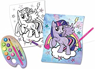 Canal Toys USA Ltd My Little Pony Watercolor Paintfolio Kit
