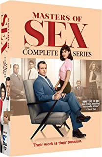 Masters of Sex - The Complete Series
