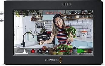 Blackmagic Design Video Assist 3G Monitor, 5 Inch