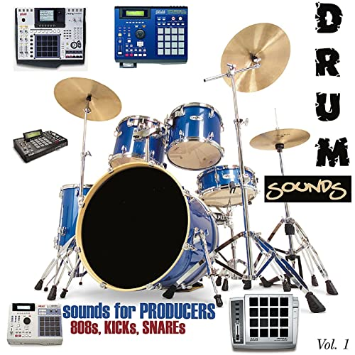 Drum Sounds for Producers Vol  1 by Drum Sounds on Amazon Music