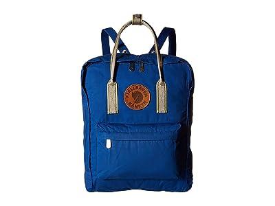 Fjallraven Kanken Greenland (Deep Blue/Greenland Webbing) Backpack Bags