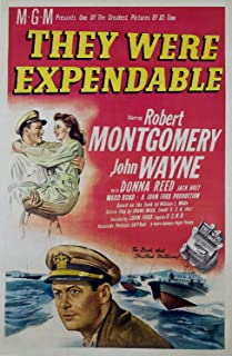 Odsan Gallery They Were Expendable, John Wayne, Donna Reed, Robert Montgomery, 1945 - Premium Movie Poster Reprint 24