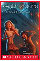 Sleuth or Dare #3: Framed & Dangerous Kindle Edition