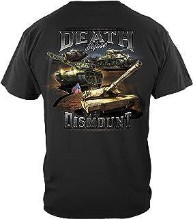 Erazor Bits Death Before Dismount T Shirt MM2348