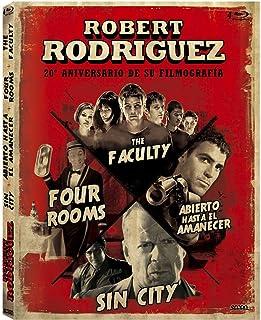 Robert Rodríguez: 20 Aniversario De Su Filmografía [Blu-ray]
