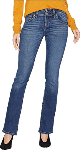 ef2aa60b817 Hudson Jeans Petite Signature Bootcut Flap Pocket Jeans in Patrol ...